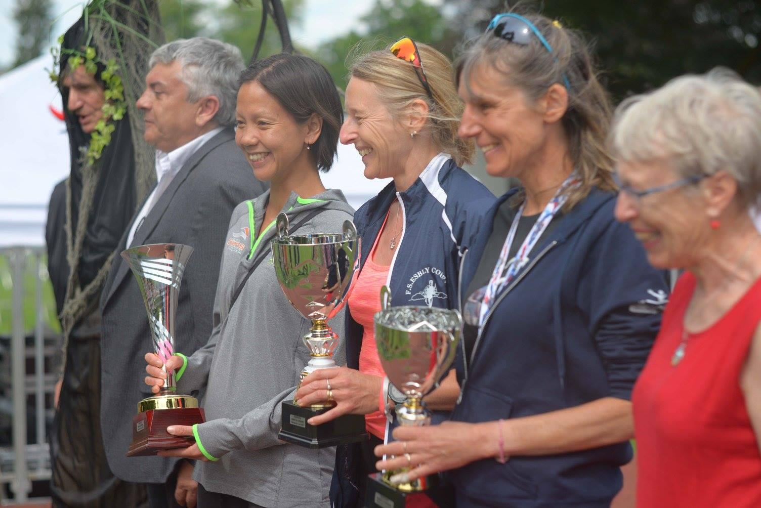 La collaboration de la MFCF au Marathon de Marne et Gondoire