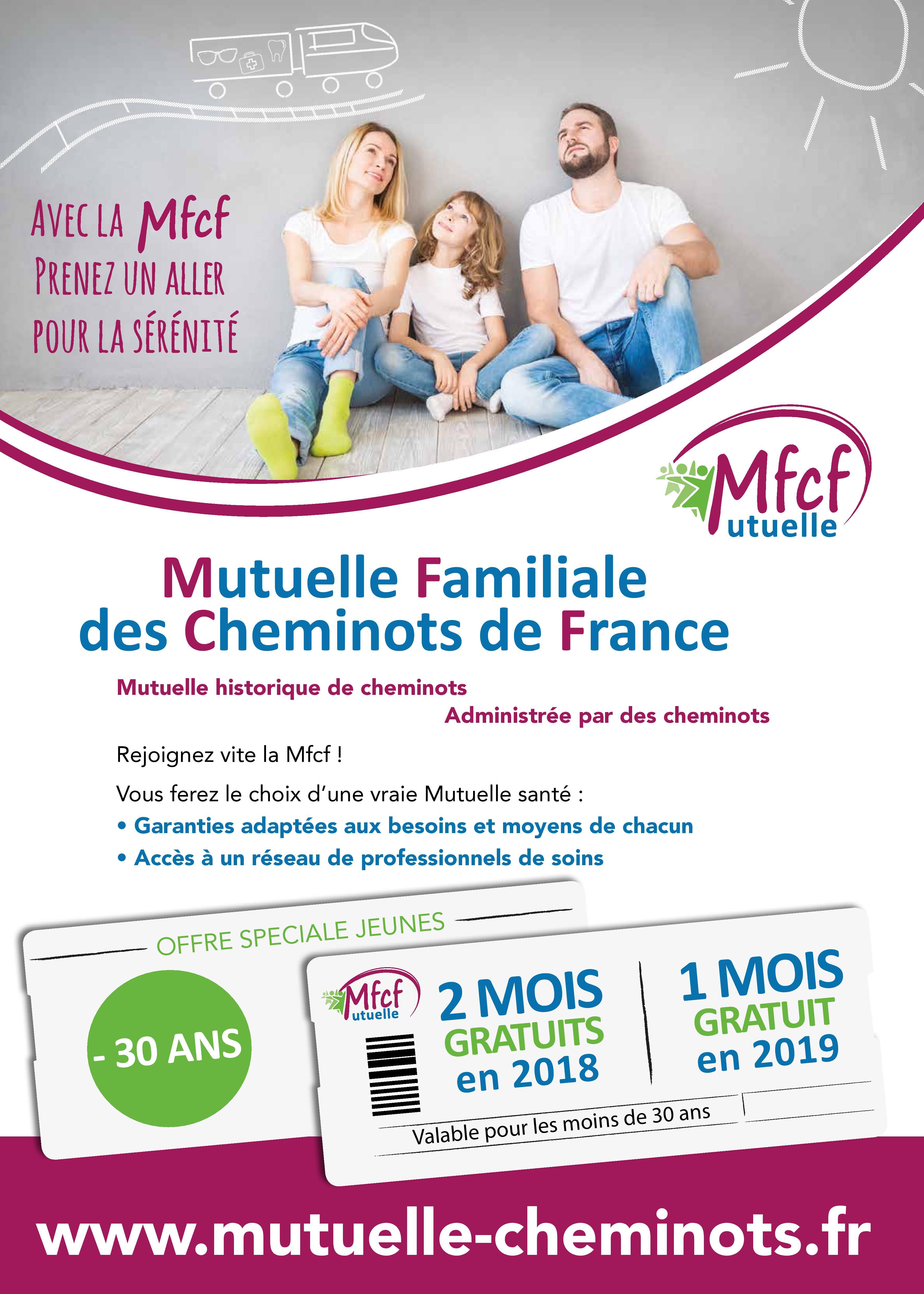 Les bons plans MFCF : jusqu'à 3 mois gratuits pour les moins de 30 ans !