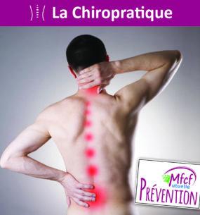 La chiropratique : Médecine douce et manuelle